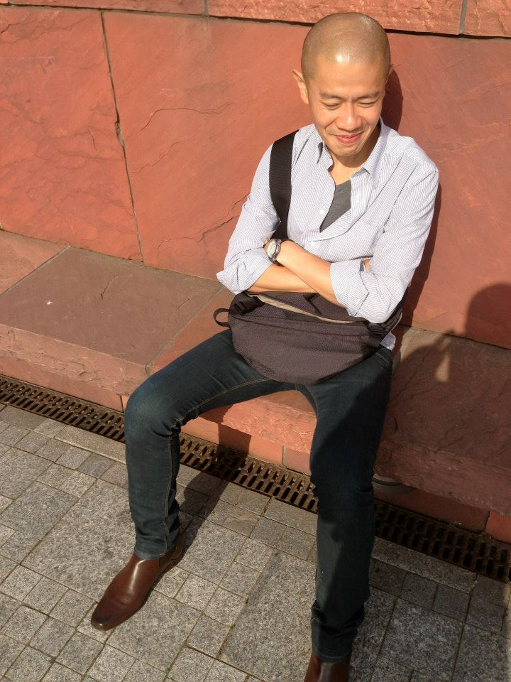 CHIN CHUAN FEI 陈壮飞 - FASS Staff Profile